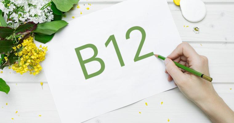 Witamina B12 w diecie roślinnej