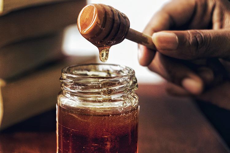 zamienniki cukru miód