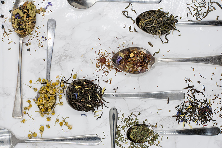 żelazo herbata