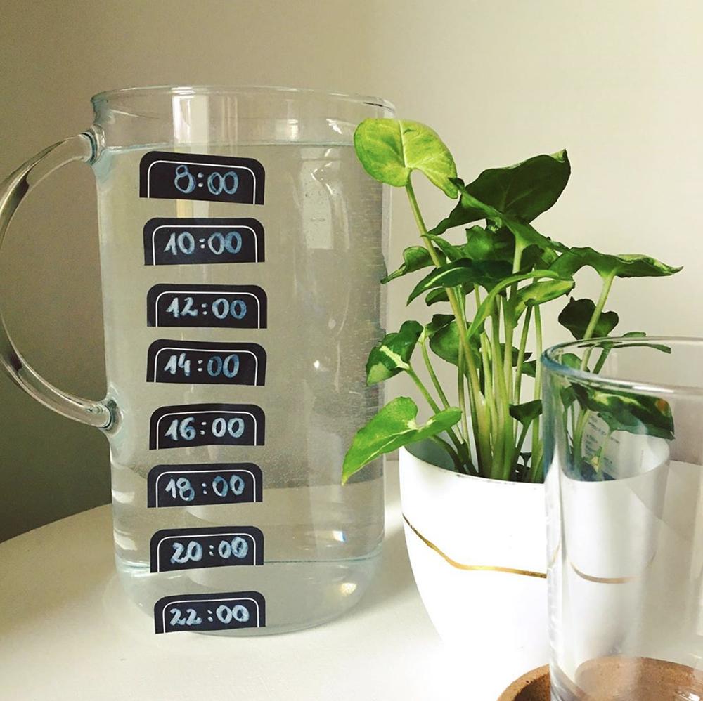ile pić wody