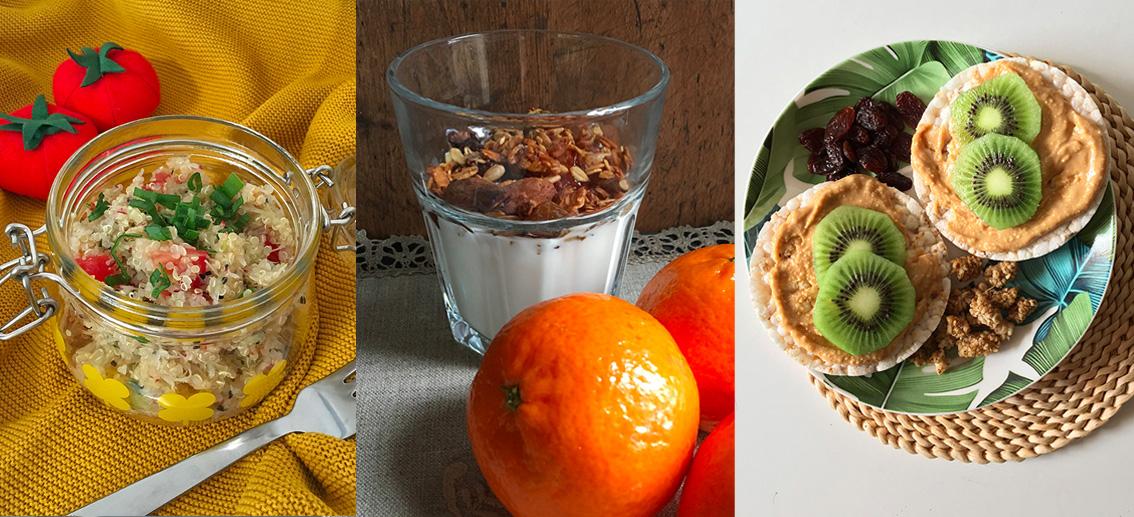 Dietetyczna Wyjściówka cz. III – co do śniadaniówki vol 1
